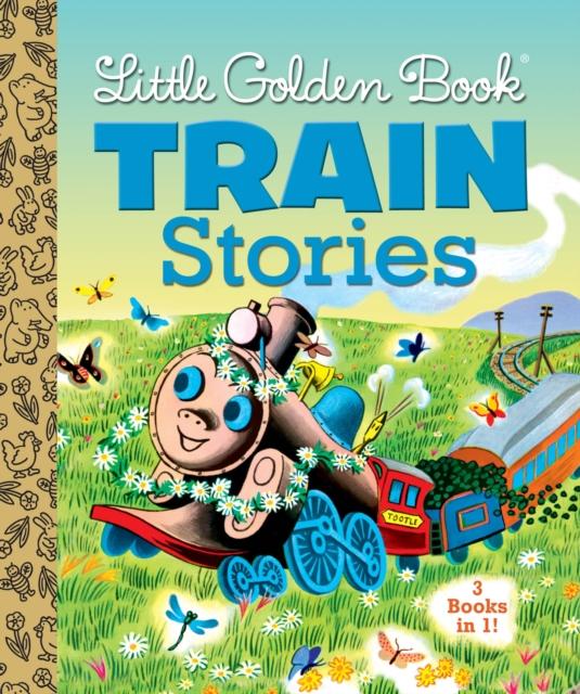 Little Golden Book Train Stories