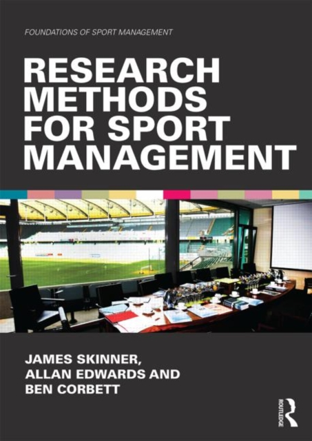 Research Methods for Sport Management