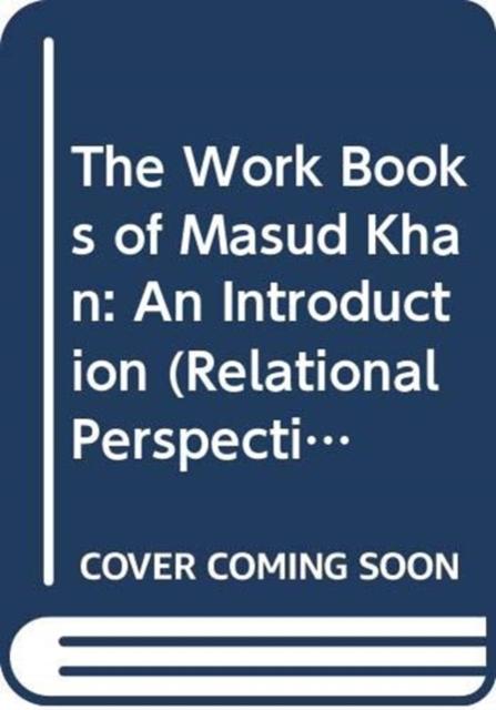 Work Books of Masud Khan