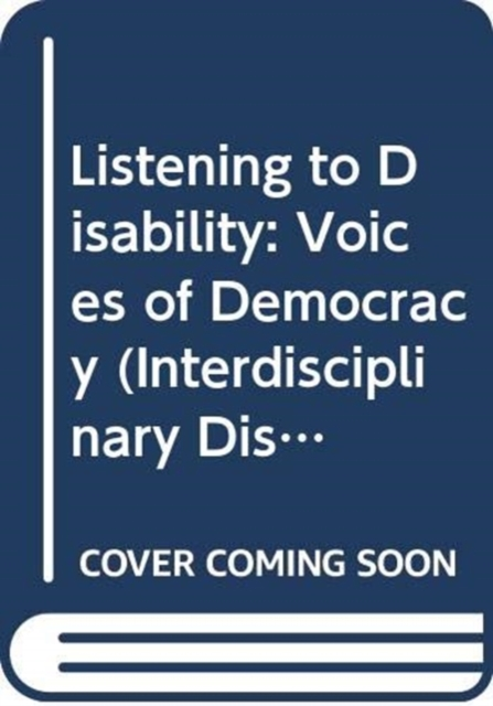 Listening to Disability