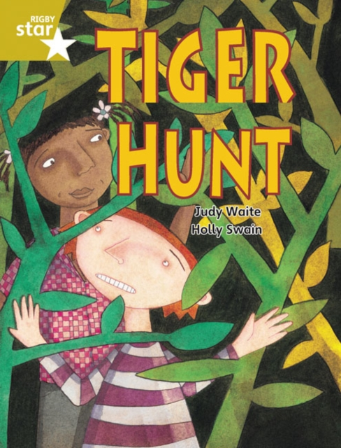 Rigby Star Guided 2 Gold Level: Tiger Hunt Pupil Book (single)
