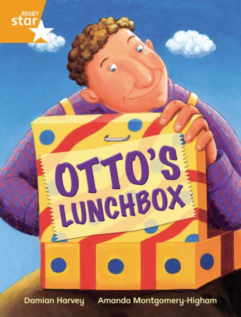 Rigby Star Independent Year 2 Fiction Otto's Lunchbox Single