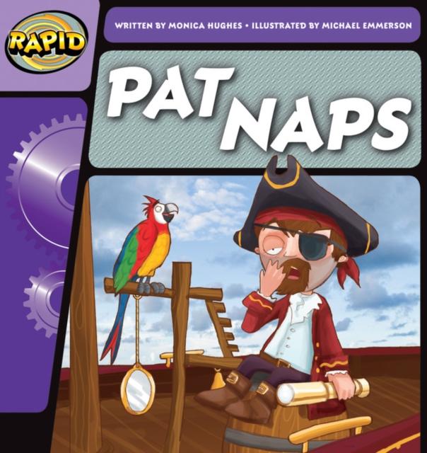 Rapid Phonics Step 1: Pat Naps (Fiction)