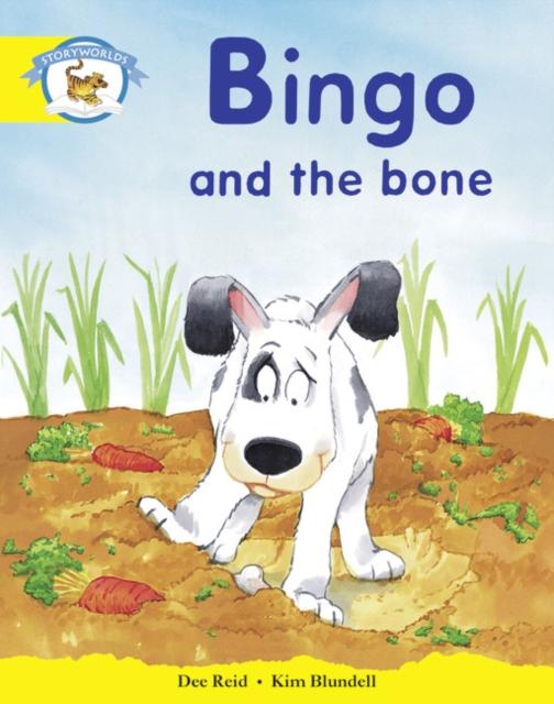 Literacy Edition Storyworlds Stage 2, Animal World, Bingo and the Bone
