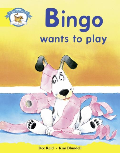 Literacy Edition Storyworlds Stage 2, Animal World, Bingo Wants to Play