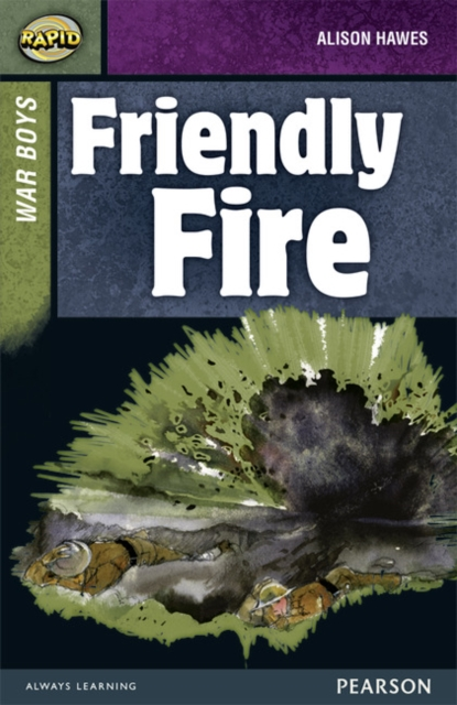 Rapid Stage 8 Set B: War Boys: Friendly Fire
