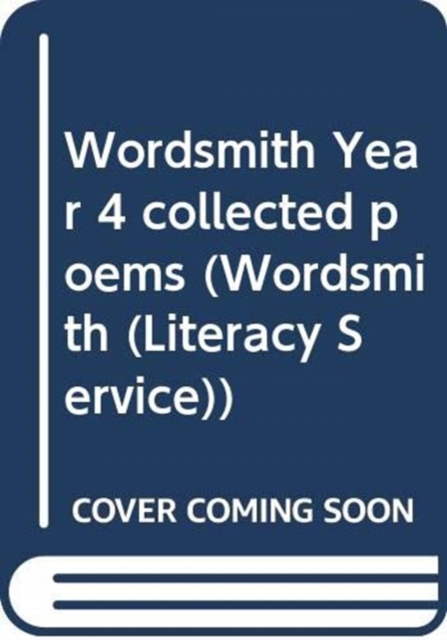 Wordsmith Year 4 collected poems