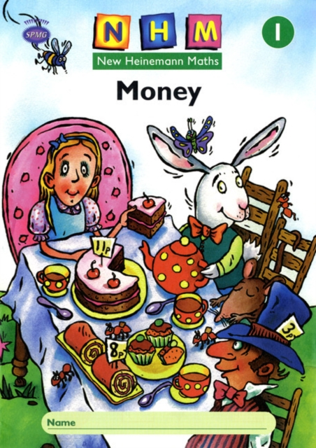 New Heinemann Maths Yr1, Money Activity Book (8 Pack)