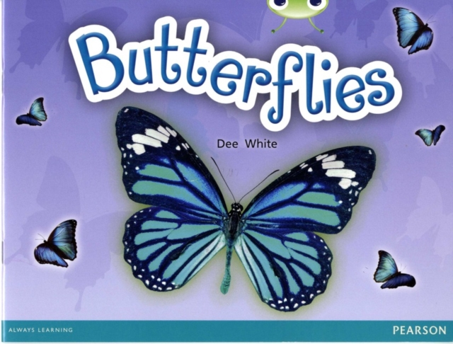 Bug Club Guided Non Fiction Year 1 Yellow A Butterflies