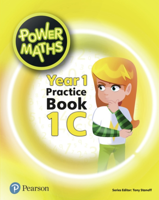 Power Maths Year 1 Pupil Practice Book 1C