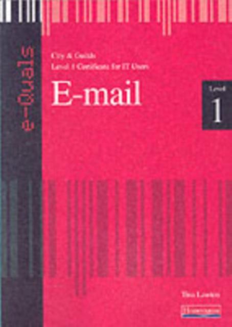 e-Quals Level 1 E-mail for Office 2000