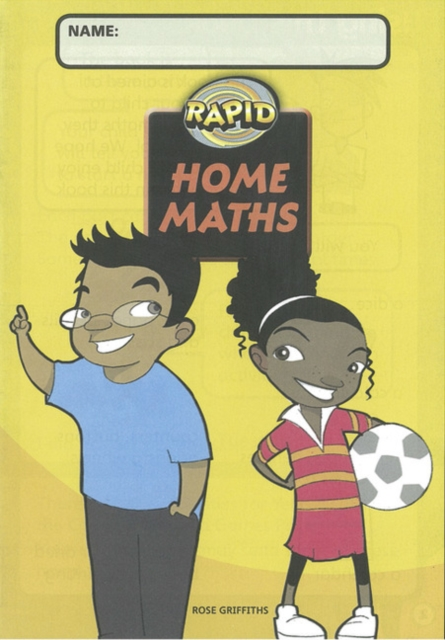 Rapid Maths: Homework Book Pack Level 4