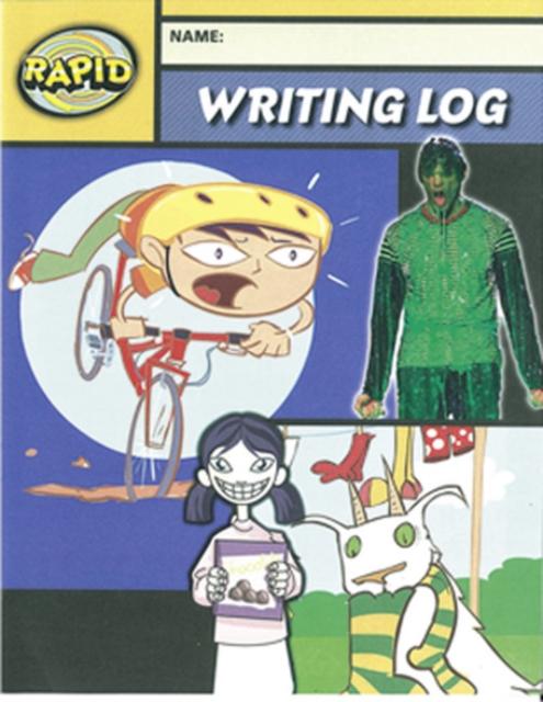 Rapid Writing: Writing Log 2 6 Pack