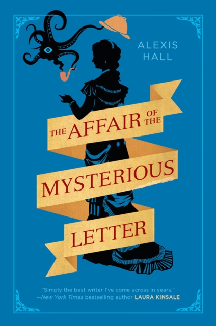 Affair Of The Mysterious Letter