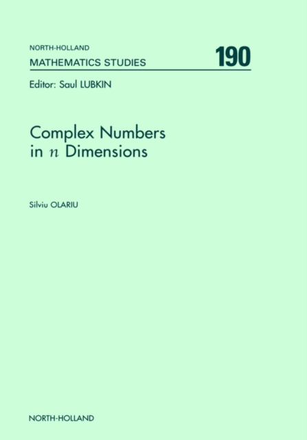 Complex Numbers in n Dimensions