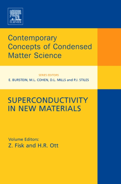 Superconductivity in New Materials