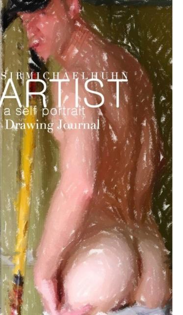 Sir Michael Huhn Abstract Self portrait art Journal