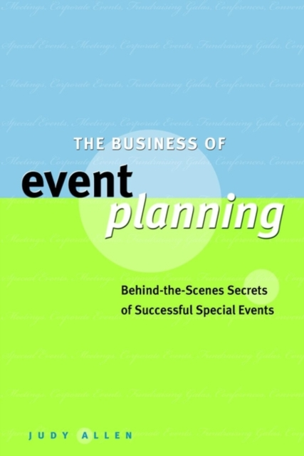 Business of Event Planning