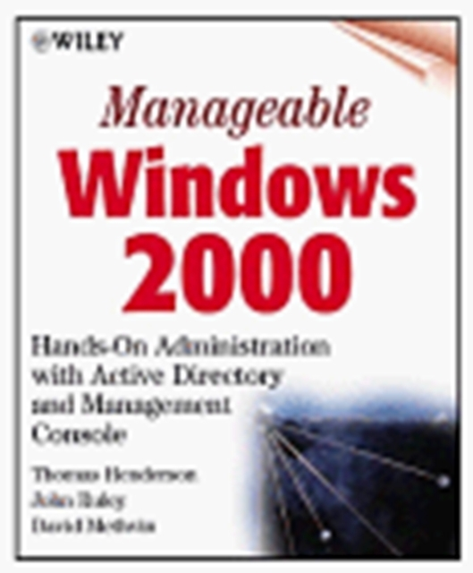 Manageable Windows 2000