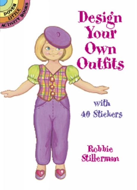 Design Your Own Outfits Stickers