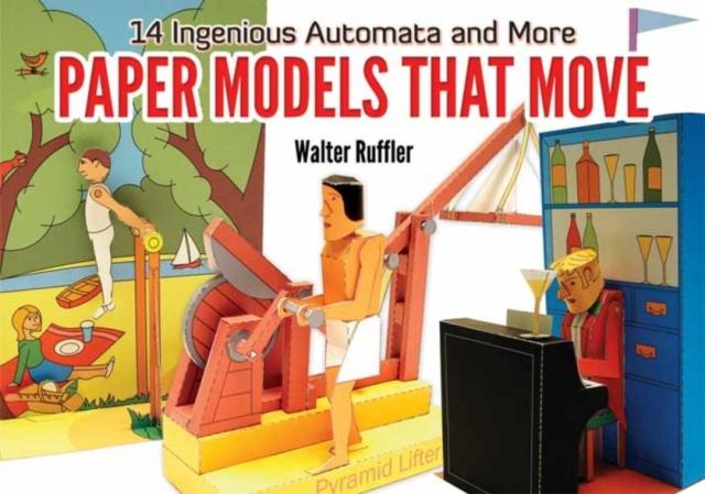 Paper Models That Move