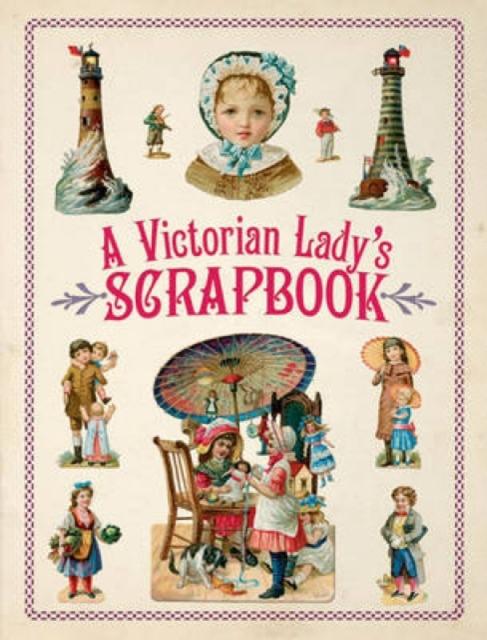 Victorian Lady's Scrapbook