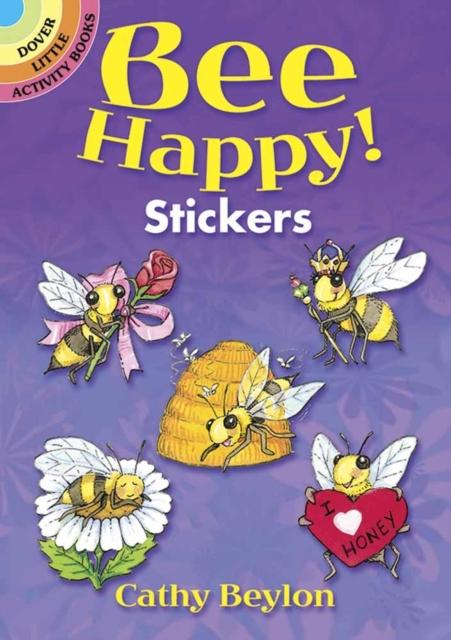 Bee Happy! Stickers