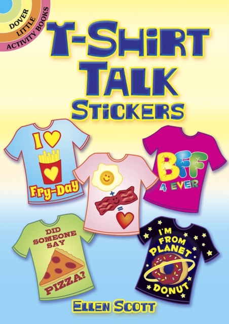 T-Shirt Talk Stickers