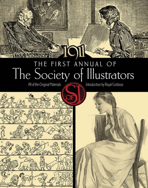 First Annual of the Society of Illustrators, 1911