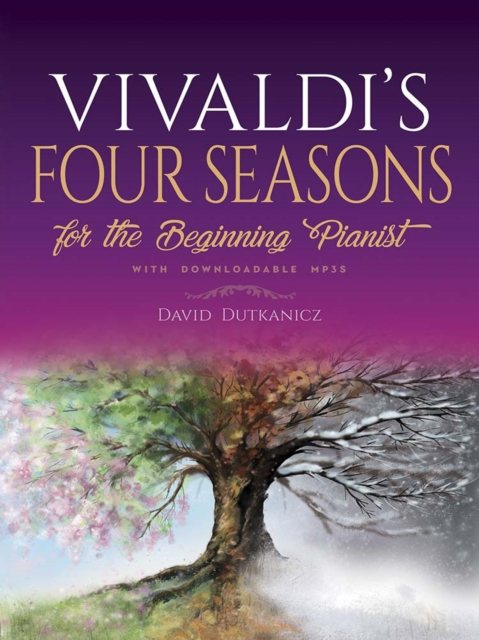 Vivaldi's Four Seasons for the Beginning Pianist
