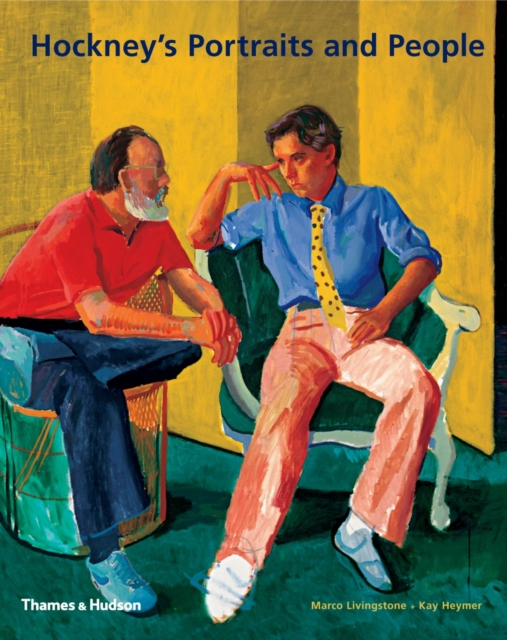 Hockney's Portraits and People