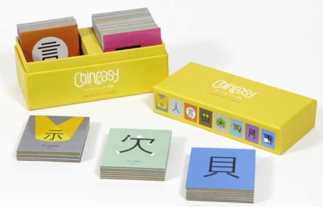 Chineasy (TM) Memory Game
