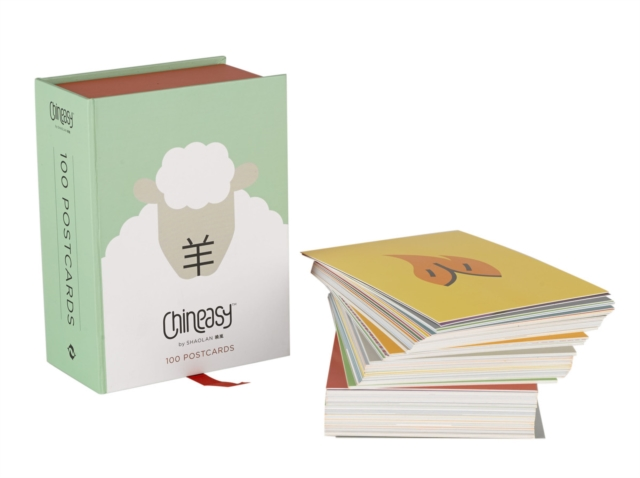 Chineasy (TM) 100 Postcards