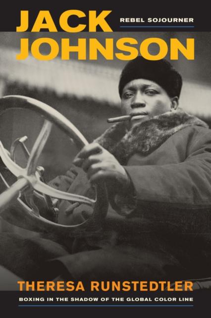 Jack Johnson, Rebel Sojourner