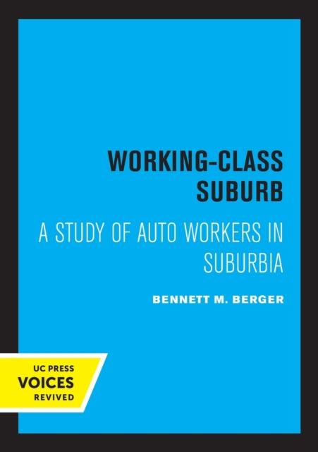 Working-Class Suburb