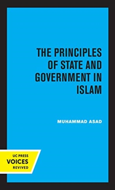 Principles of State and Government in Islam
