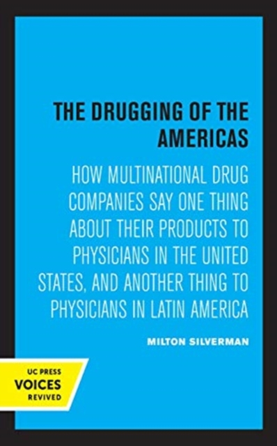 Drugging of the Americas