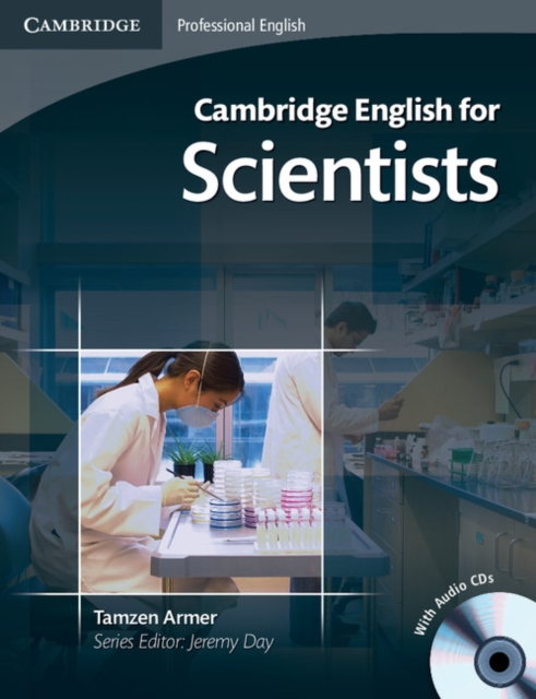 Cambridge English for Scientists Student's Book with Audio CDs (2)
