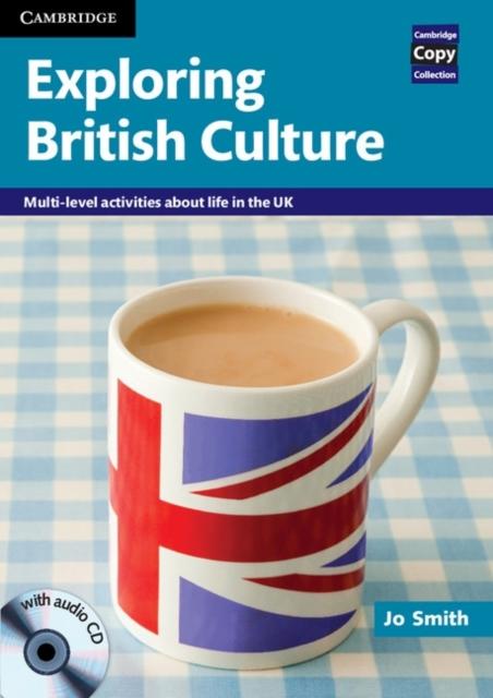 Exploring British Culture with Audio CD