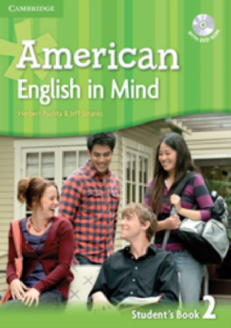 American English in Mind Level 2 Student's Book with DVD-ROM