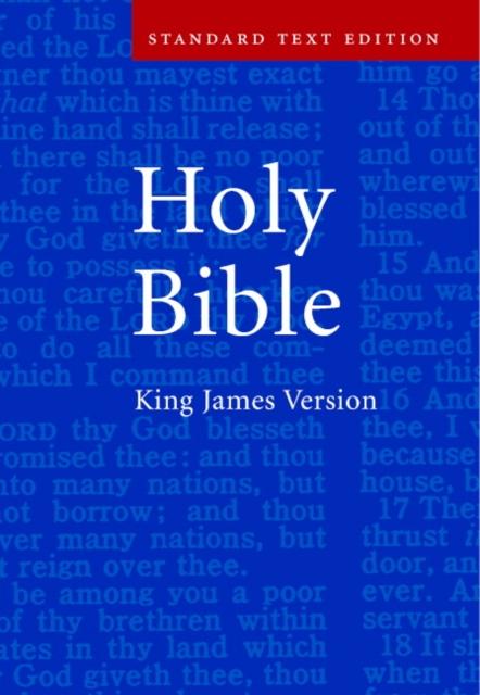 KJV Emerald Text Bible, Red-letter Text, KJ530:TR