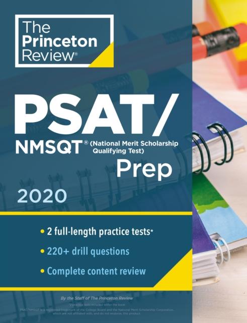 Princeton Review PSAT/NMSQT Prep 2020