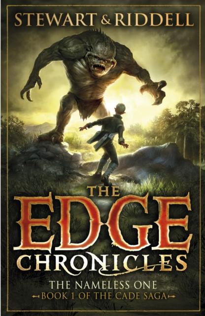 Edge Chronicles 11: The Nameless One