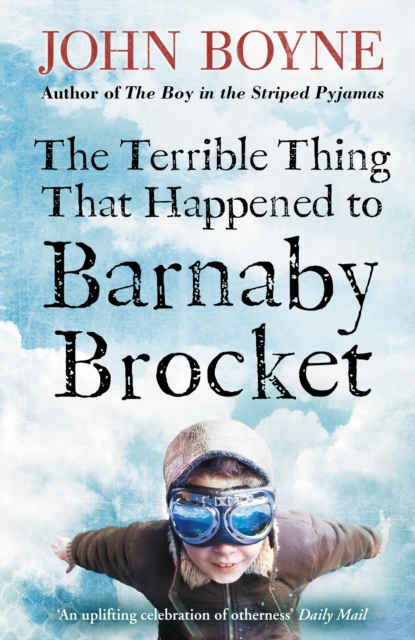 Terrible Thing That Happened to Barnaby Brocket