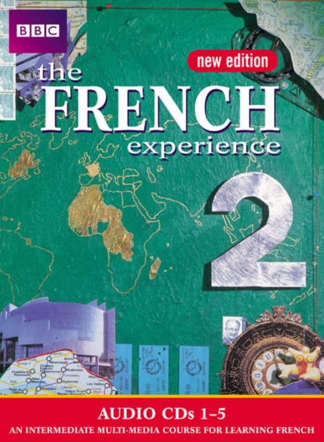 FRENCH EXPERIENCE 2 (NEW EDITION) CD's 1-5