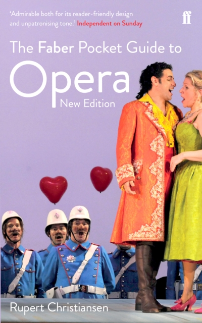 Faber Pocket Guide to Opera
