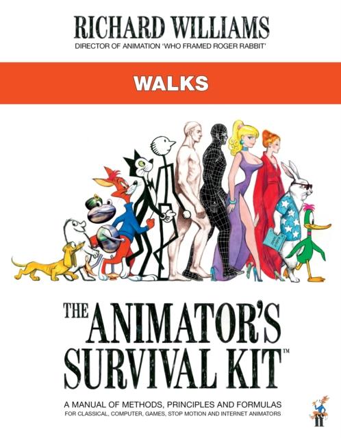 Animator's Survival Kit: Walks