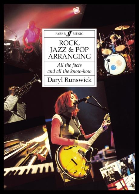 Rock, Jazz and Pop Arranging