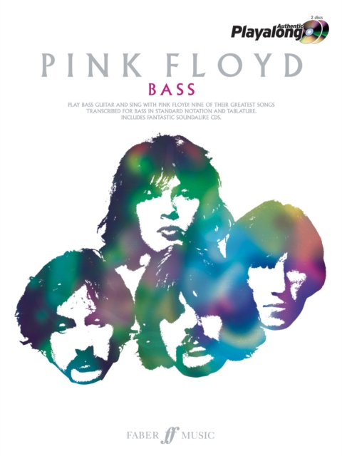 Pink Floyd Authentic Bass Playalong