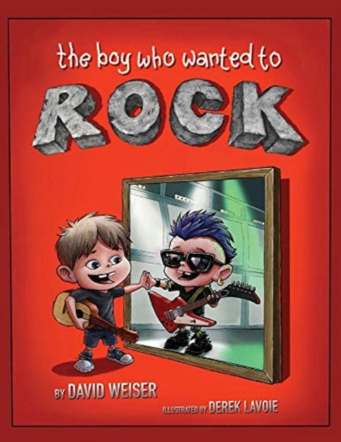 Boy Who Wanted To Rock
